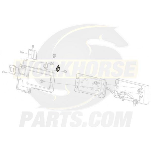 01995394  -  Dimmer Assembly - Instrument Panel Lamp