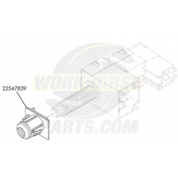 22547839 - Workhorse Stop Light Switch Retainer