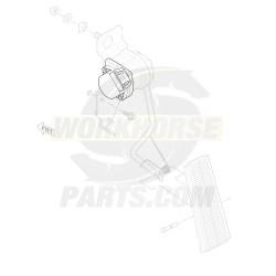 25140219  - Throttle Position Sensor