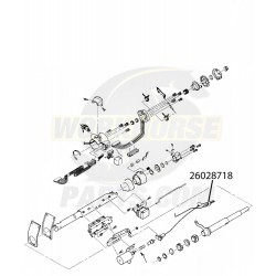26028718  -  Actuator Asm - Ignition Switch