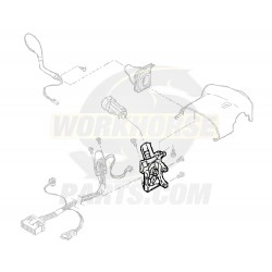 26036474  -  Cylinder Unit - Steering Column Lock & Ignition