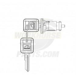 W0008795  -  Ignition Asm - With Key