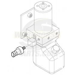 W8001073  -  Switch Asm - Park Brake Pump (high Pressure)