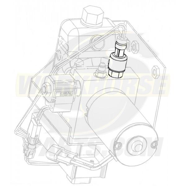W8001115-U  -  J72 Pressure Transducer (Used - Tested)