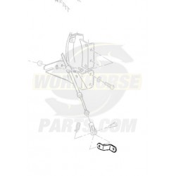 15015366  -  Bracket Asm - Automatic Transmission Range Selector Cable