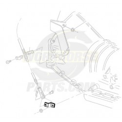15015368  -  Lever - Automatic Transmission Range Selector
