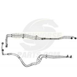 15737961 - 7.4L L29 Engine Oil Cooler Hose Asm (Inlet & Outlet)