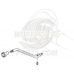 15978251  -  Lever - Remote Automatic Transmission Control