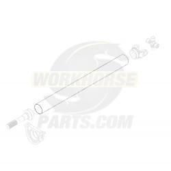 "W0001902  -  Shaft Asm - Prop Front (1505mm)(Dana 1480) (178"" Wheelbase)"