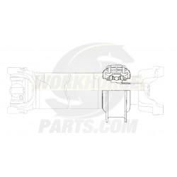 W8000195  -  Carrier Bearing (Intermediate Shaft to Rear Shaft)