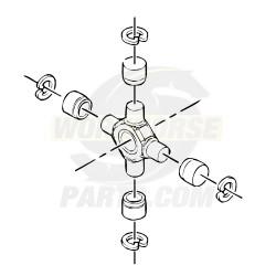 W8000236  -  U-Joint Kit (Dana 1480)