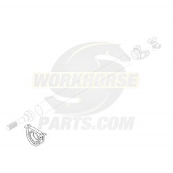 W8003018  -  Kit - Bearing Asm, Center (Driveshaft)