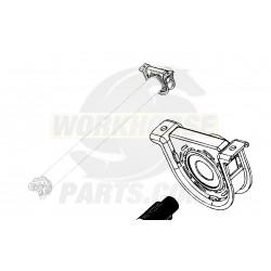 W8005682  -  Center Bearing Asm